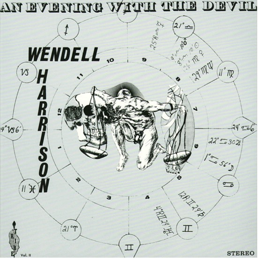 Wendell Harrison - An Evening With The Devil (Import LP)