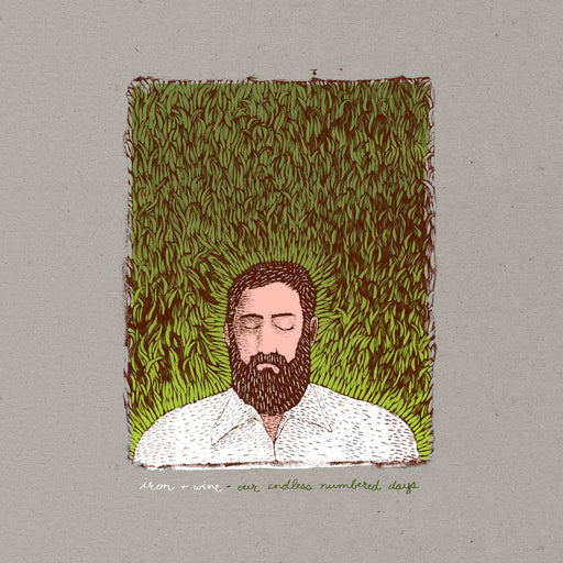 Iron & Wine - Our Endless Numbered Days (Deluxe) (Indie Only - LOSER Edition - on coloured vinyl) (2LP)