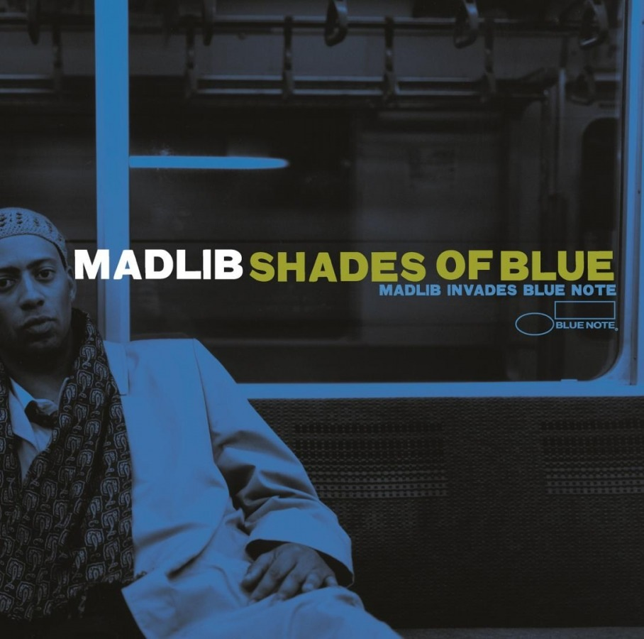 Madlib - Shades Of Blue (Music On Vinyl LP)