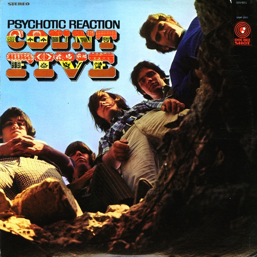 Count Five - Psychotic Reaction (LP)