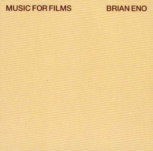 Brian Eno - Music For Films (180g LP)