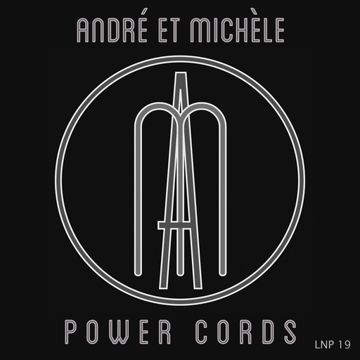 Andre Et Michele - Power Cords (cassette)
