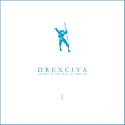 Drexciya - Journey Of The Deep Sea Dweller 1 (2LP)