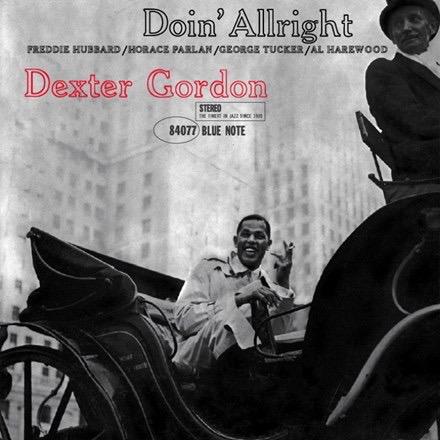 Dexter Gordon - Doin' Allright (Blue Note 80th Anniversary 180g LP)