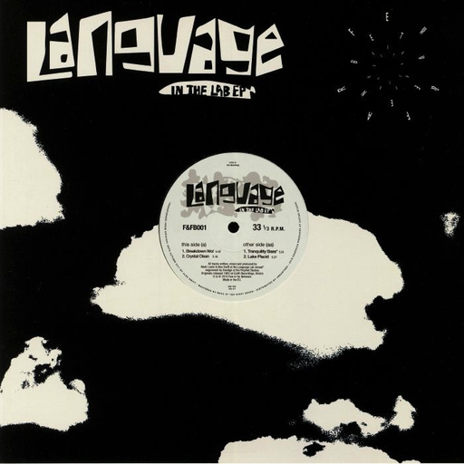 "Language - In The Lab (12"")"