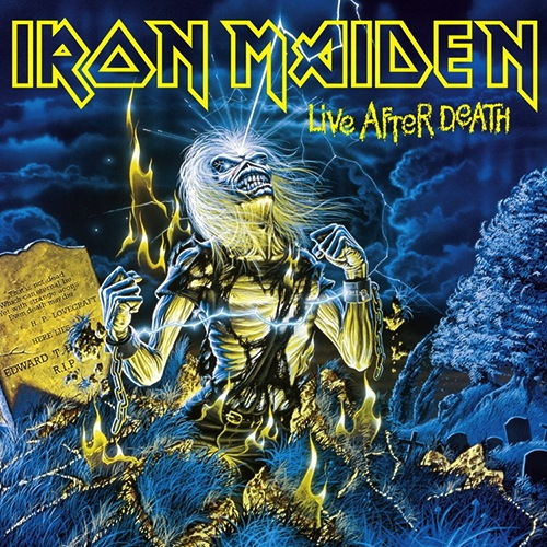 Iron Maiden - Live After Death (180g 2LP)