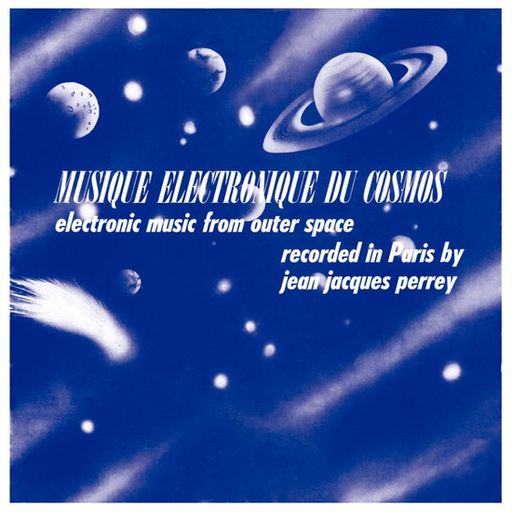Jean Jacques Perrey  Musique Electronique Du Cosmos (Import LP)