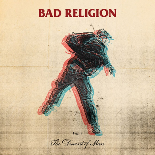 Bad Religion - The Dissent Of Man (LP)