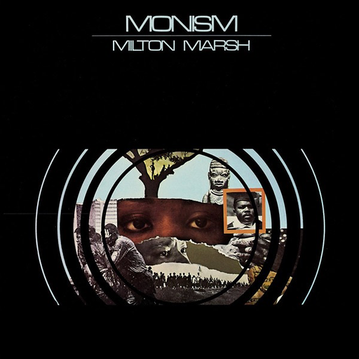Milton Marsh - Monism (LP)