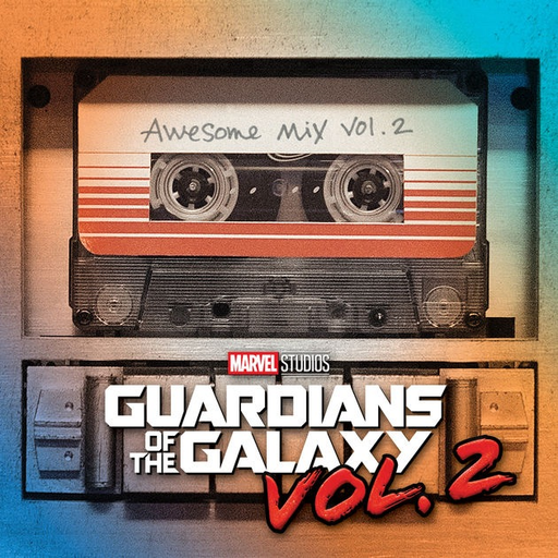 V/A - Guardians of the Galaxy: Awesome Mix Vol. 2 (Cassette)