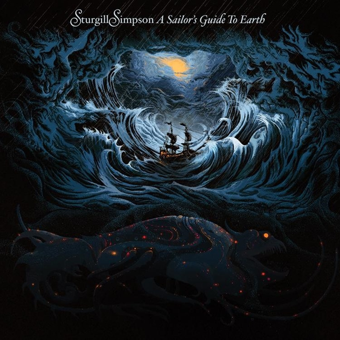 Sturgill Simpson - A Sailor's Guide To Earth (180g LP + CD)