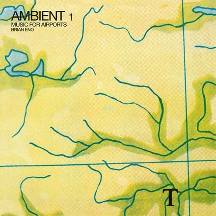 Brian Eno - Ambient 1: Music For Airports (180g LP)