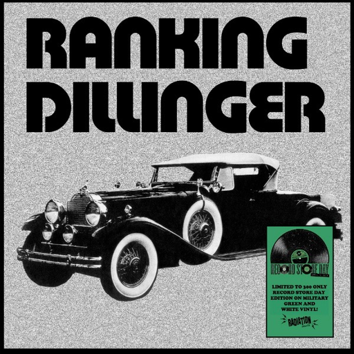 Ranking Dillinger - None Stop Disco Style (LP)