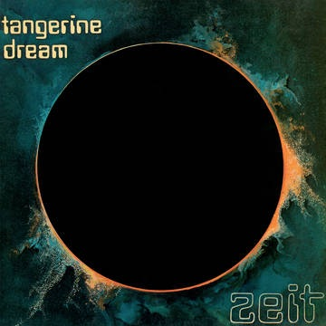 Tangerine Dream - Zeit (Orange 2LP)