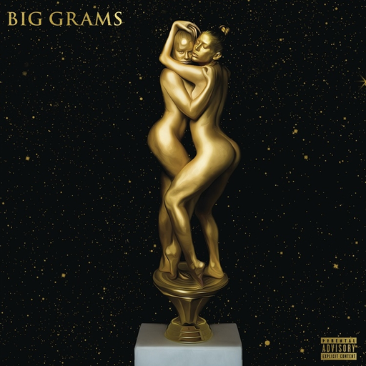 Big Grams - Big Grams (LP)
