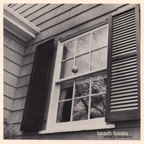 Beach Fossils - What A Pleasure (Clear Yellow Vinyl LP)