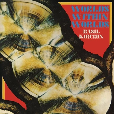 Basil Kirchin - Worlds Within Worlds (LP)