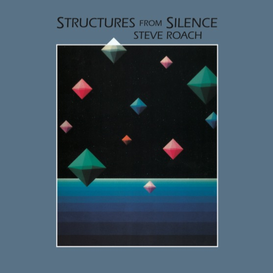 Steve Roach - Structures From Silence (LP)