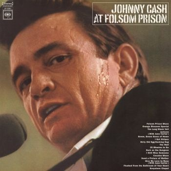 Johnny Cash - At Folsom Prison (2LP)