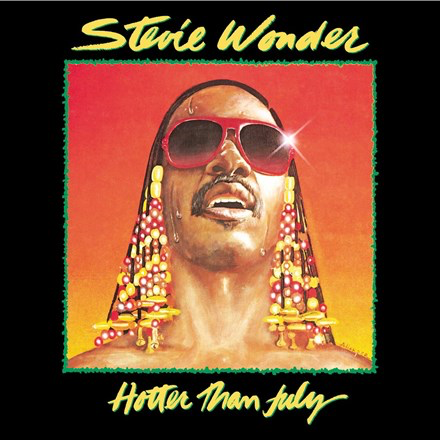 Stevie Wonder - Hotter Than July (LP)