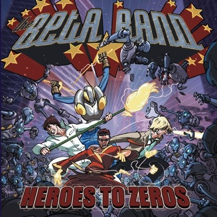 Beta Band - Heroes To Zeros (LP + CD)
