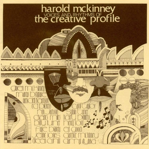 Harold McKinney - Voices & Rhythms Of The Creative Profile (Import LP)