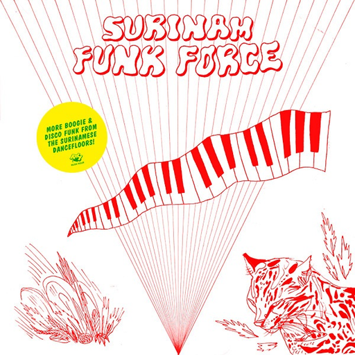 Various Artists - Surinam Funk Force (2LP)