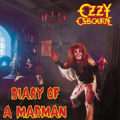 Ozzy Osbourne - Diary of a Madman (180g LP)