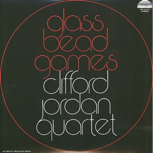 Clifford Jordan Quartet - Glass Bead Games (2LP Import)