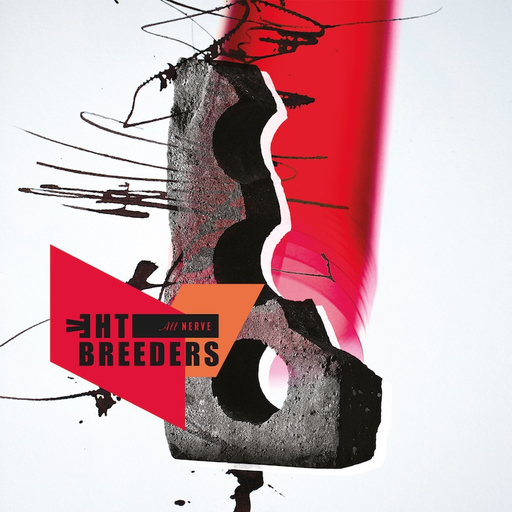 The Breeders - All Nerve (Orange LP)