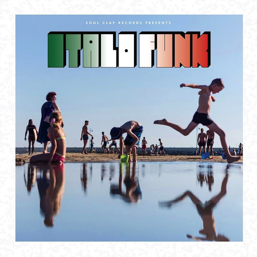 Various Artists - Italo Funk (2LP)
