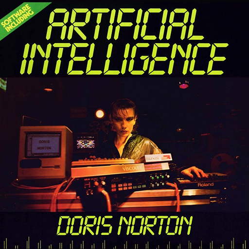 Doris Norton - Artificial Intelligence (Import LP)