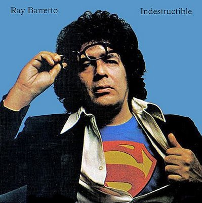 Ray Barretto - Indestructible (LP)