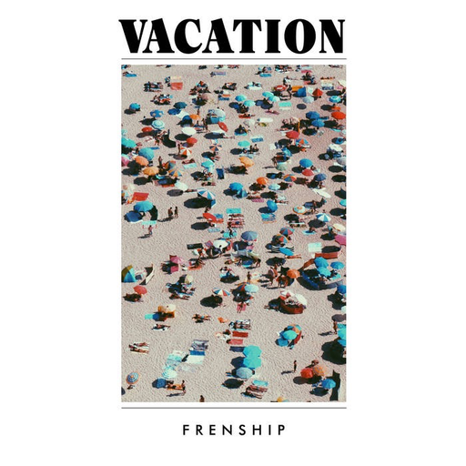FRENSHIP - Vacation (LP C/W post cards)
