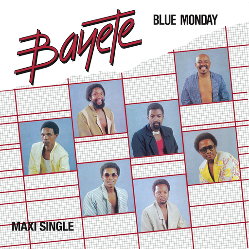 "Bayete - Blue Monday / Open Your Heart (12"")"