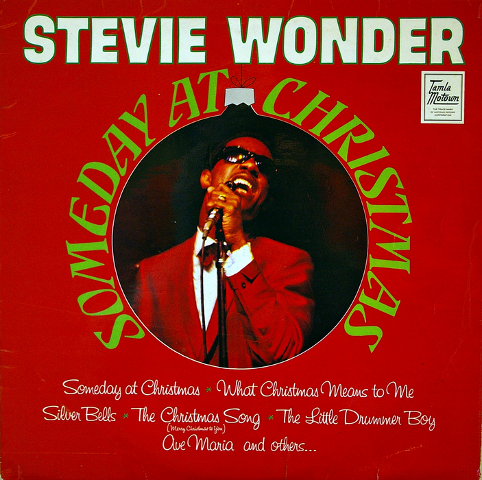 Stevie Wonder - Someday At Christmas (LP)