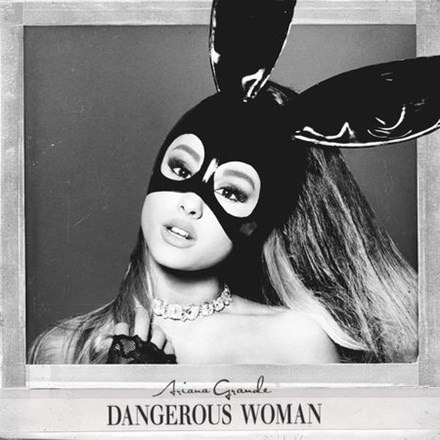 Ariana Grande - Dangerous Woman (Import Vinyl 2LP)