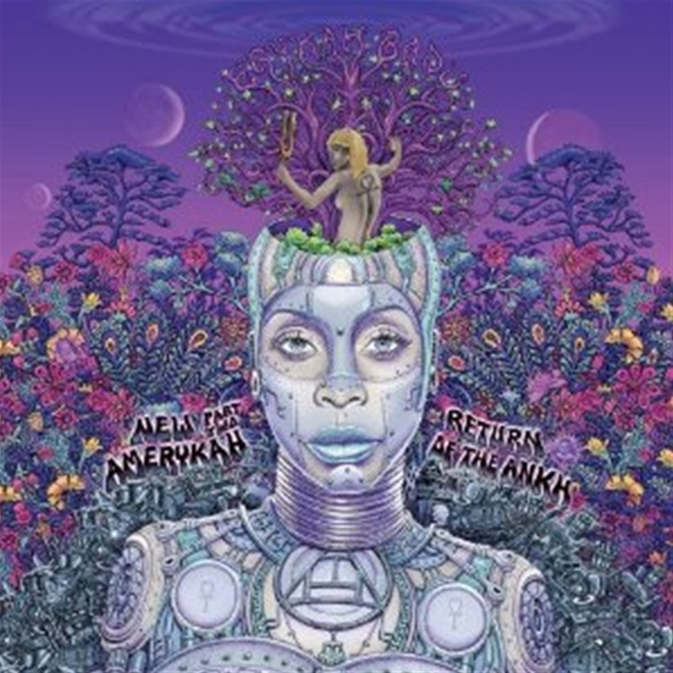 Erykah Badu - New Amerykah Part 2: Return of the Ankh (2LP)