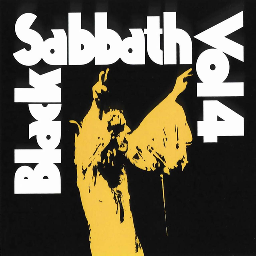 Black Sabbath - Vol. 4 (180g LP)