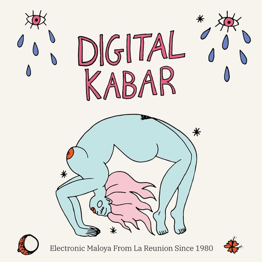 Various Artists - Digital Kabar: Electronic Maloya From La Reunion Since 1980 (2LP Import)