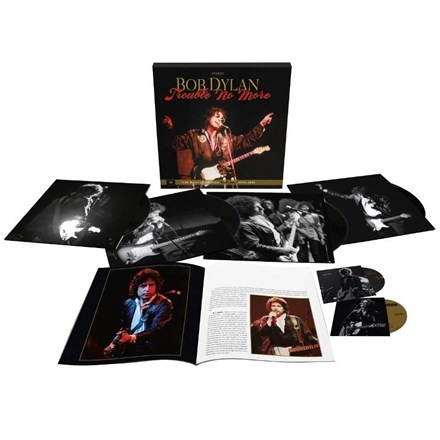 Bob Dylan - Trouble No More: The Bootleg Series Vol. 13 / 1979-1981 (4LP Box Set)
