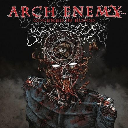 Arch Enemy - Covered In Blood (2LP)