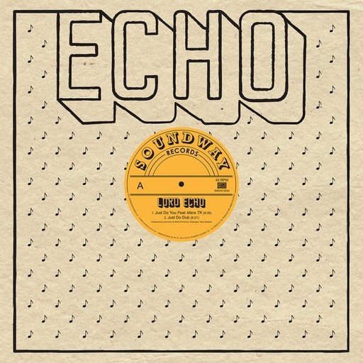 "Lord Echo - Just Do You (12"")"