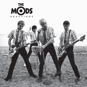 The Mods - Reactions (LP Ltd Coloured Edition)