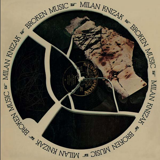 Milan Knizak - Broken Music (LP)
