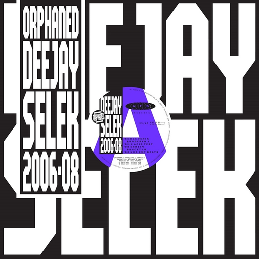 AFX (Aphex Twin) - Orphaned Deejay Selek 2006-2008 (LP)