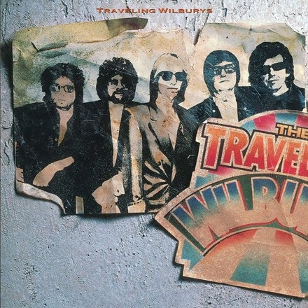 Traveling Wilburys - The Traveling Wilburys Vol. 1 (LP)