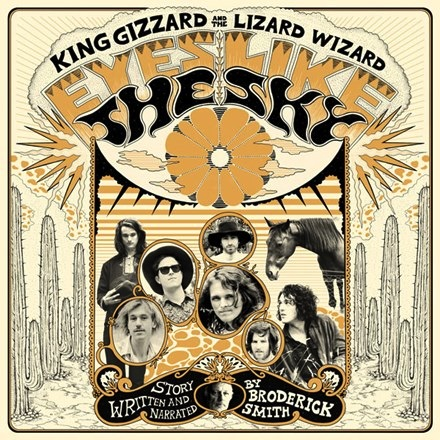 King Gizzard And The Lizard Wizard - Eyes Like The Sky (LP)