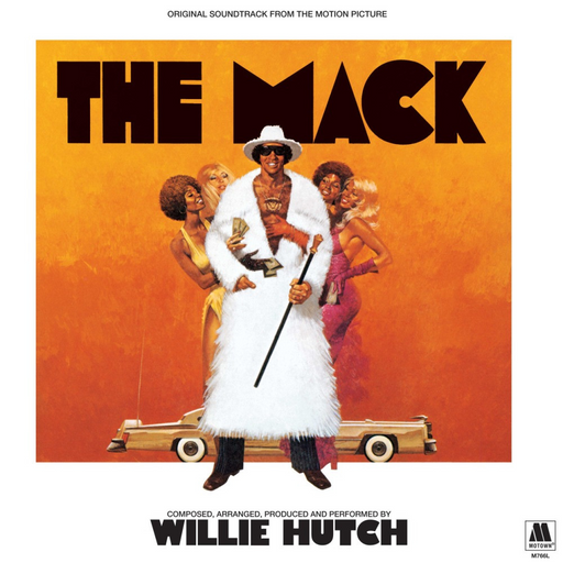 Willie Hutch - The Mack (LP)