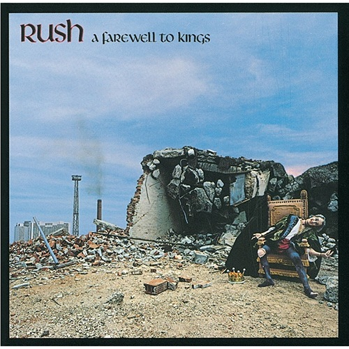 Rush - A Farewell To Kings (40th Anniversary)